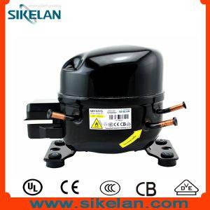 AC Refrigeration Compressor Ms-Qd103yg R600A Gas 220V Lbp 1/4HP pictures & photos