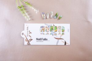 Lovely Girls adhesive Nail Art Sticker for DIY pictures & photos