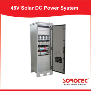 3kw 220VAC 48VDC off Grid Hybrid Solar Power System for Telecome Base Station pictures & photos