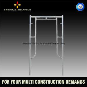 Hot DIP Galvanized Door Frame Scaffolding pictures & photos