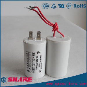Power Factor Correction Capacitor Cbb60 Capacitor for Water Pump pictures & photos