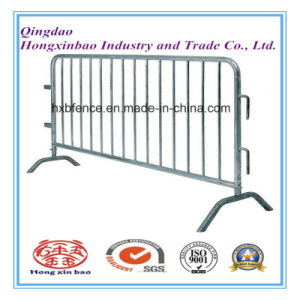 Traffic Safety Barrier Metal Barrier Pedestrian Barricade pictures & photos