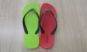 Rotary PVC Air Blowing Slippers Making Machine pictures & photos