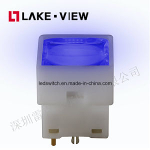 LED Pushbutton Switch Has Either Momentary or Latching Designs and a Long Travel. pictures & photos