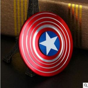 American Captain Hand Spinner Aluminum Metal Fidget Spinner pictures & photos