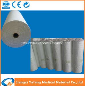 Ce Approved 19X15 Mesh Surgical Absorbent Jumbo Gauze Roll pictures & photos