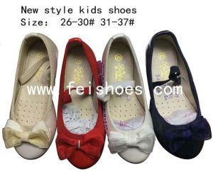 New Style Popular Children Ballet Flats Princess ′shoes Girls (mm171-9) pictures & photos