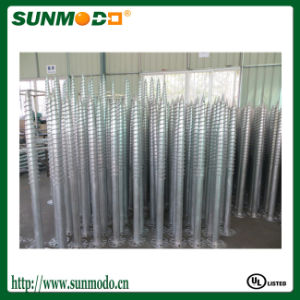 Ground Screws for Solar Mounting pictures & photos