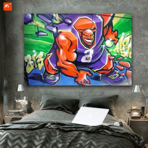 Animated Character Canvas Art Print pictures & photos