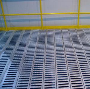 Mezzanine Platform Perforated Panels for Flooring pictures & photos