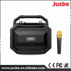 Hot Sale Plastic Portable Karaoke Bluetooth Speaker pictures & photos