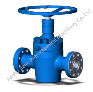 """7-1/16"""" 5m API 6A Oil Forged FC Gate Valve of Wellhead pictures & photos"""