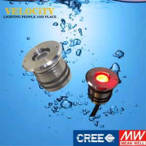 Stainless Steel 316 High Quality IP68 RGB LED Underwater Light for Swimming Pool pictures & photos