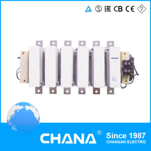 Industrial Controls Circuit Breaker 115-800A 4p 3phase 24V DC Contactor pictures & photos