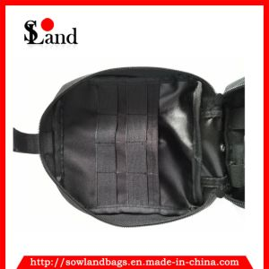 Black Military Speed Clip Ifak Pouch pictures & photos