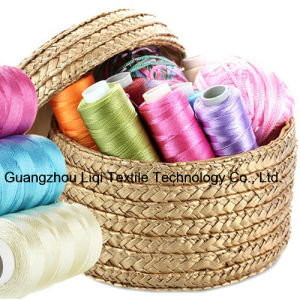 High Standard Polyester Thread for Embroidery Thread pictures & photos