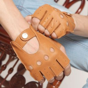 Genuine Leather Gloves pictures & photos