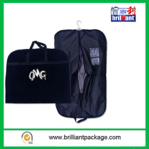 Popular Non Woven Male Suit Cover Garment Bag pictures & photos