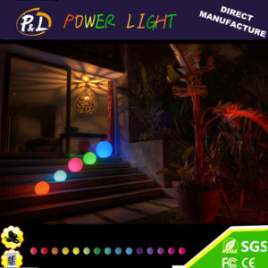 Remote Control Outdoor RGB Color Changing LED Ball pictures & photos