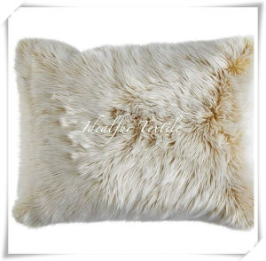 Super Soft Tip Discharge PV Plush Fur /Imitation Fur pictures & photos
