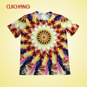 Fashion Custom Printing T-Shirt /T Shirt/Tee Shirt pictures & photos