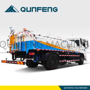Mqf5160gqxd4 High Pressure Cleaning Truck pictures & photos