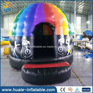 2016 Hot Selling Inflatable Disco Bouncer, Inflatable Bounce House for Sale