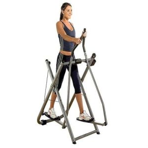Indoor Foldable Air Walker Exercise Machine with Handle Bar pictures & photos