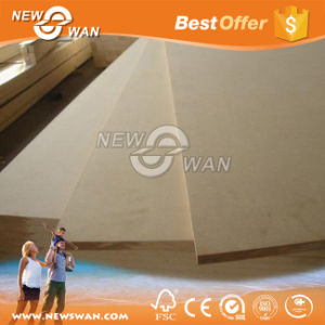 Cheap Plain MDF Board / Raw MDF Panel pictures & photos