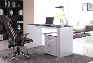 Modern Design Wooden Office Furniture Table Computer Desk (SBL-SZ-113) pictures & photos