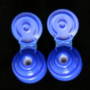 New Design Plastic Flip Top Cap Cap, Silicone Valve Cap 28/400 (NCP61) pictures & photos