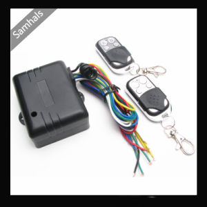 2 Channel or 4 Channel Rolling Code RF Transmitter and Receiver Kit pictures & photos