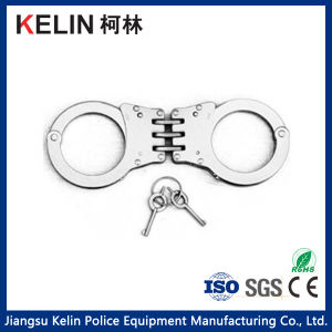 Kelin Hot Product Hc-02W Police Handcuff pictures & photos