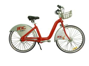 26 Inch Maintenance-Free Green City Public Sharing Bike pictures & photos