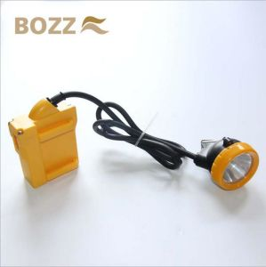10000lux 6.6ah USA CREE 3.3W LED Mining Lamp T7 (C) pictures & photos