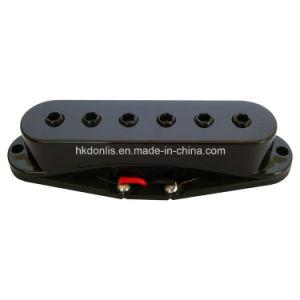 Hex Pole Piece Ceramic Magnet Single Coil Guitar Pickup pictures & photos