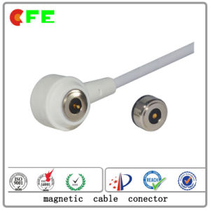 Male and Female Electronic DC Magnetic Connector Manufacturer pictures & photos