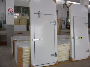 50mm Fruit and Vegetable Cold Chiller Room Wall and Ceiling PU Panel pictures & photos
