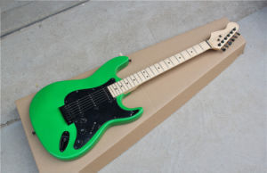 Hanhai Music/Green St Style Electric Guitar with Reverse Headstock pictures & photos