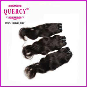 100% Unprocessed Virgin Hair Production of Human Hair Extension pictures & photos