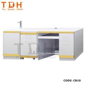 Dental Clinic Furniture Cabinet Unit (TDH-CB10) pictures & photos