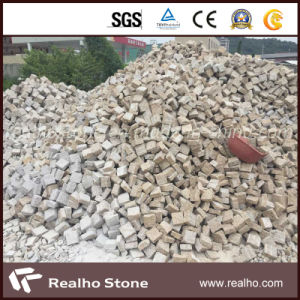 Wholesale Tiger Skin Red Granite Paving Stone/Cube Stone/Cobble Stone pictures & photos
