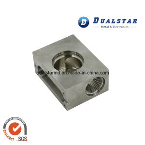 Best Selling Stainless Steel Block Machining for Leveling Alarm pictures & photos