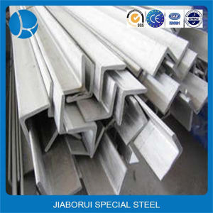 Hot Sale AISI 304 Stainless Stee Square Bars Equal Angle Steel 40*40*5 Price pictures & photos