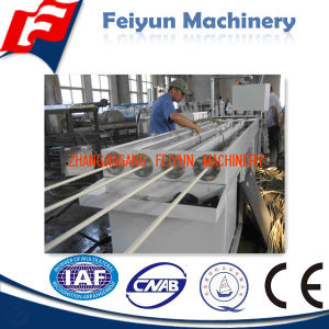 High Capacity PVC Four Pipe Production Line pictures & photos