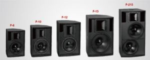 F-12 Two- Way Loudspeaker System Professional Sound System pictures & photos