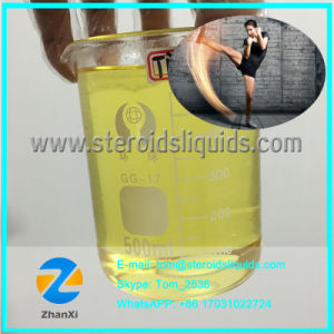 Yellow Oil Injectable Anabolic Steroid Testosterone Enanthate 250 Muscle Building pictures & photos