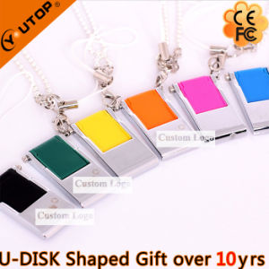 Colorful Mini Rotating USB Flash Memory for Gift (YT-3203) pictures & photos