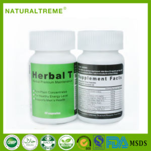 Magic Enhancer Horny Goat Weed Herbal Capsules for Men pictures & photos