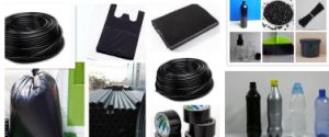 PP PE Price Masterbatches Conductive Balck Masterbatch 28% Carbon Black Masterbatch pictures & photos